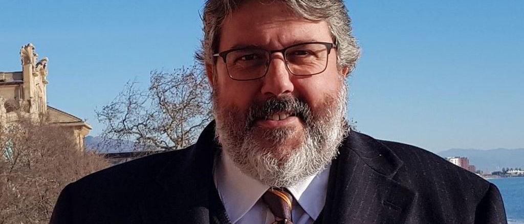 Angelo Vaccarezza consigliere Regione Liguria
