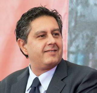 Il presidente di Regione Liguria Giovanni Toti