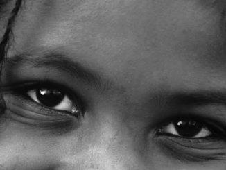 occhi bambino