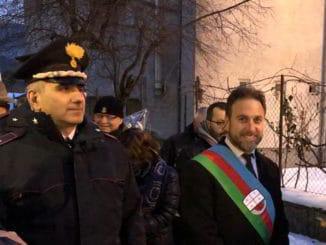 presidente Piana a Calizzano