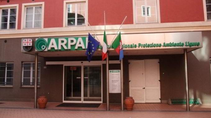 sede Arpal a Genova