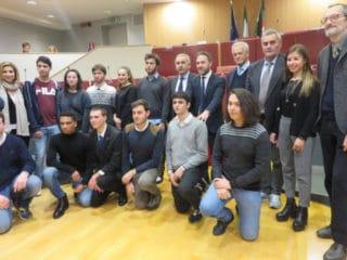 studenti Ronco Camogli