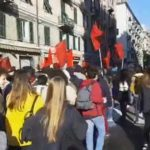 02 Corteo studentesco antirazzista Savona 2019