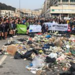 02 Volontari pulizia spiaggia Genova