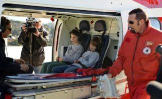 03 anniversario del Servizio di Trasporto Neonatale del Gaslini