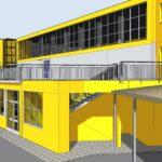 05 Palestra plesso scuole via Cavour Andora