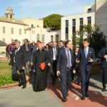 05 Visita Conte al Gaslini GEnova