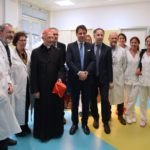 06 Visita Conte al Gaslini GEnova