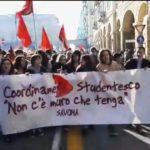 17 Corteo studentesco antirazzista Savona 2019
