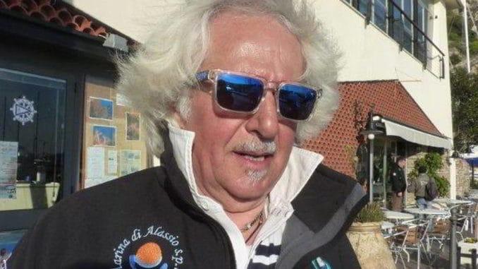 Ennio Pogliano, presidente Cnam Alassio