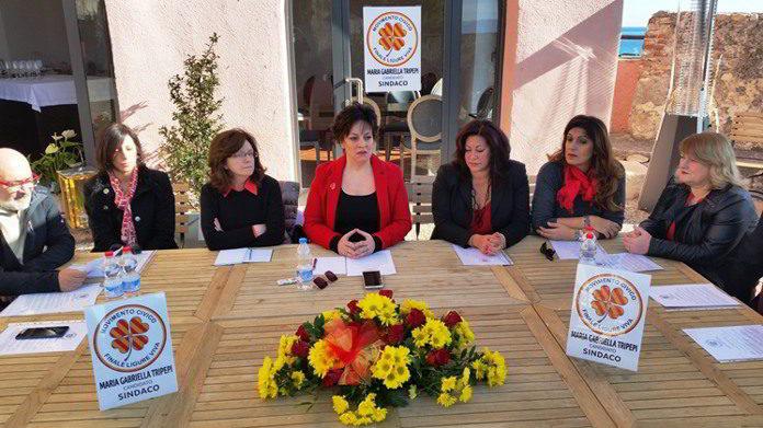 Maria Gabriella Tripepi candidato sindaco