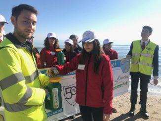 Santuario Pelagos – Alassio ricicla olio