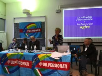 Solitudine Uil Pensionati Savona