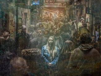 donna folla