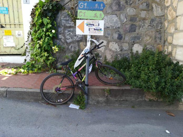 01 Carcassa bici Alassio