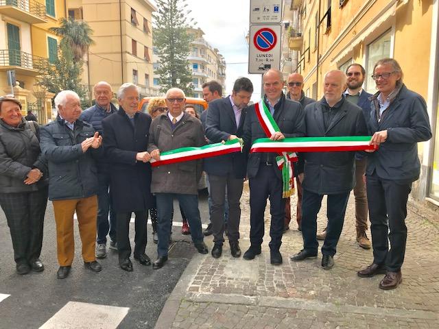 02 Alberelli Lions in via Fiume Albenga