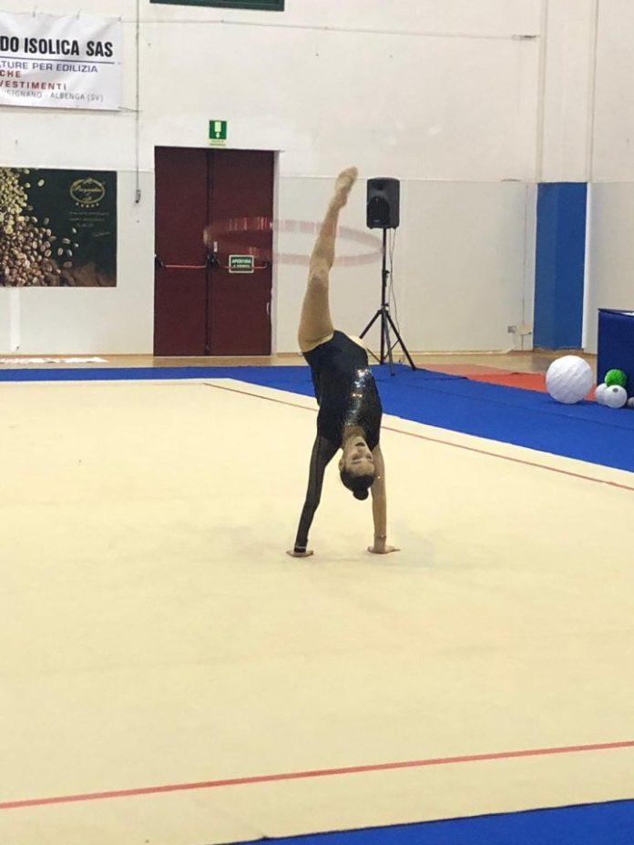 02 Campionati di serie C di ginnastica ritmica Albenga