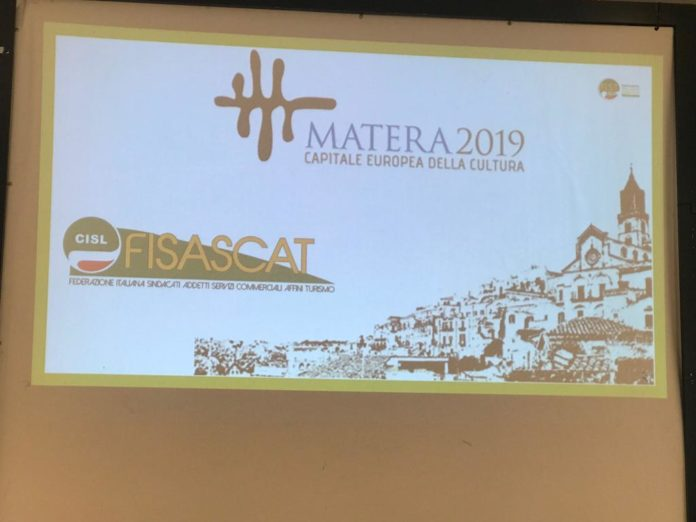 02 Fisascat riunione a Matera