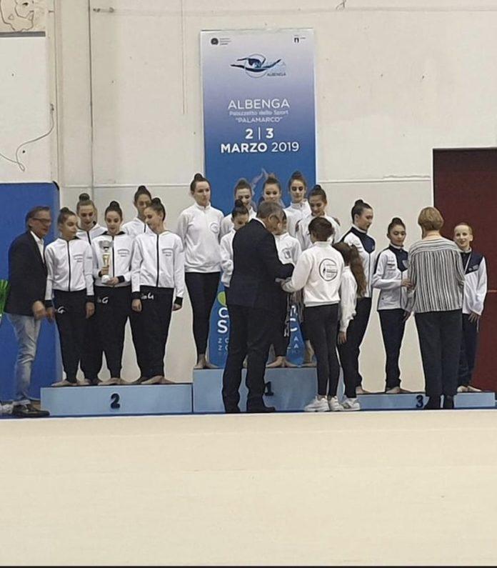 03 Campionati di serie C di ginnastica ritmica Albenga