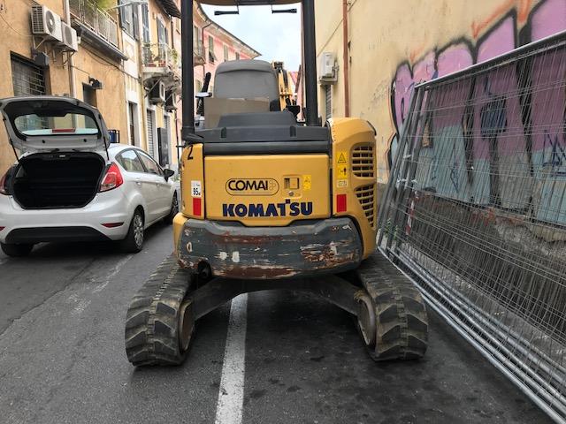 04 LAvori in Via Papa Giovanni Albenga