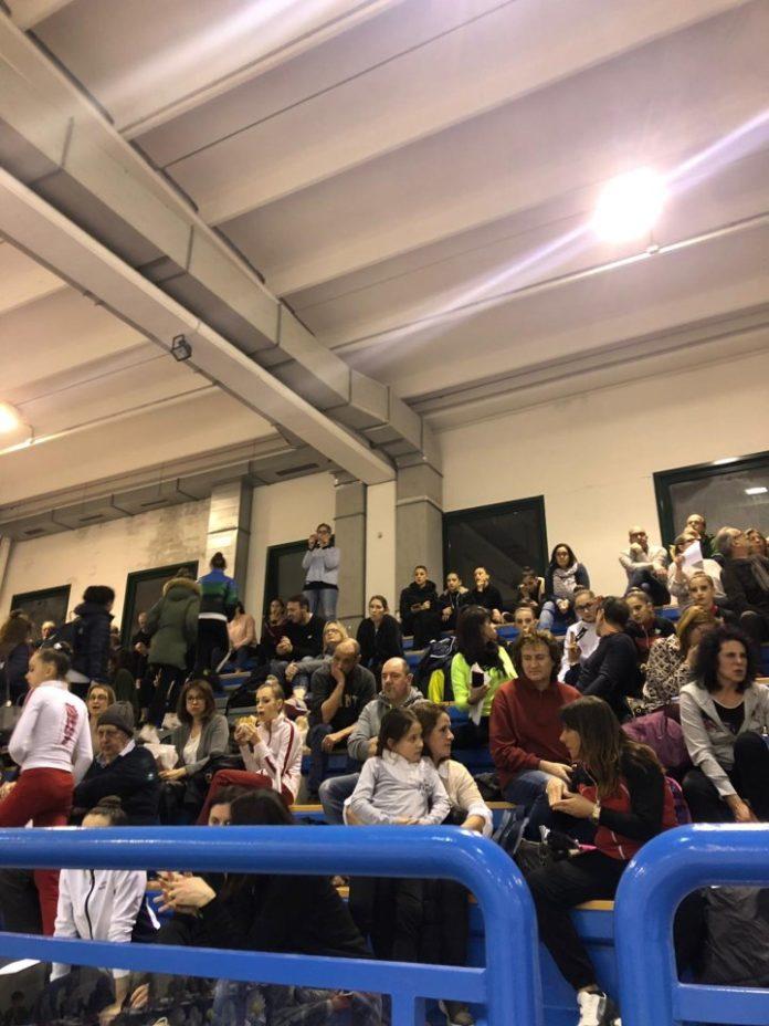 05 Campionati di serie C di ginnastica ritmica Albenga