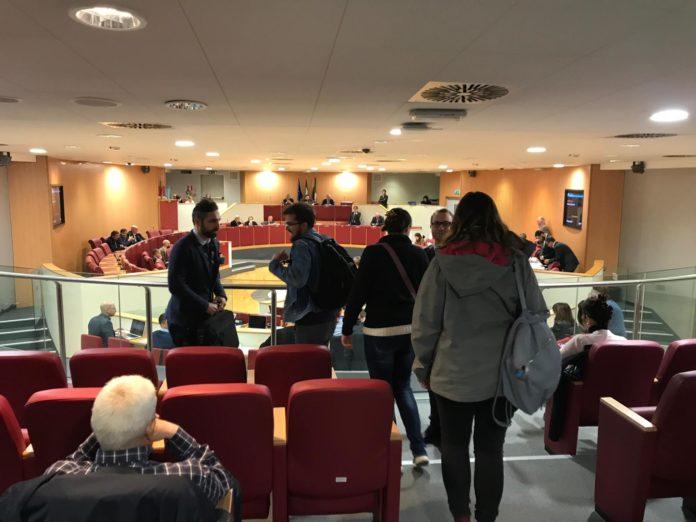 05 Fridays For Future Genova e Savona in Consiglio Regionale 1