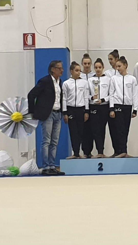 06 Campionati di serie C di ginnastica ritmica Albenga