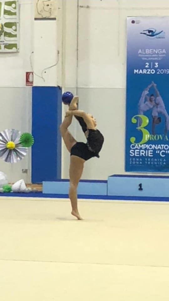 07 Campionati di serie C di ginnastica ritmica Albenga