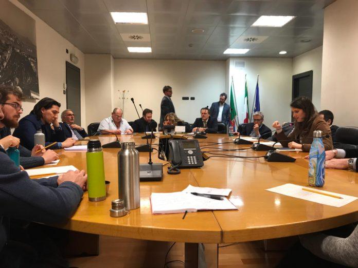 08 Fridays For Future Genova e Savona in Consiglio Regionale 1