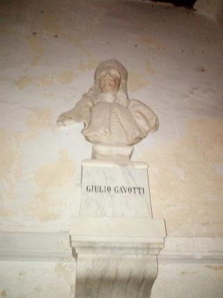 Altorilievo Giulio Gavotti