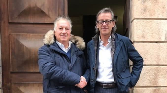 Mauro Vannucci e Riccardo Tomatis - Albenga