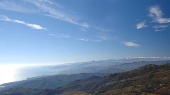 Monti nel Beigua
