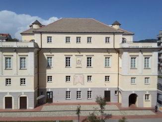 Palazzo Tagliaferro facciata