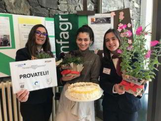 fiori eduli provateli Alassio e Albenga
