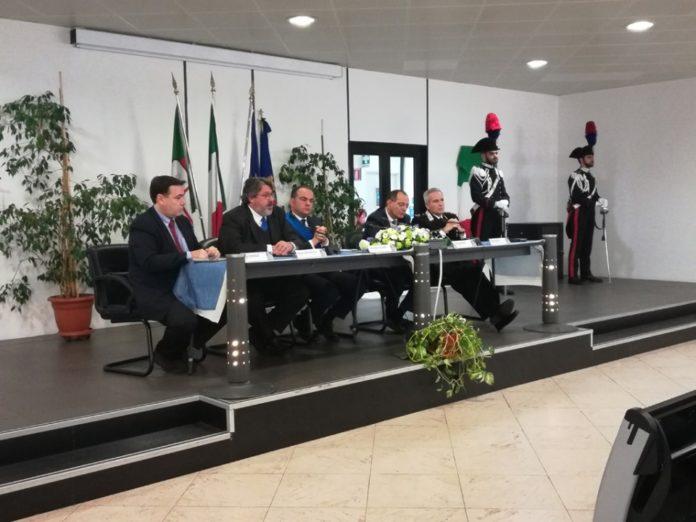 01 intitolazione Sala espositiva Provincia Savona ai Caduti di Nassiriya.