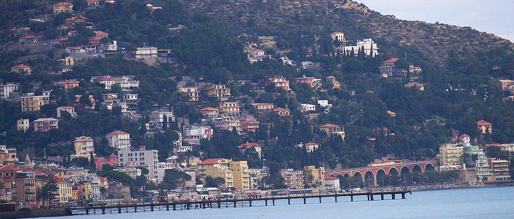 Vista di Alassio