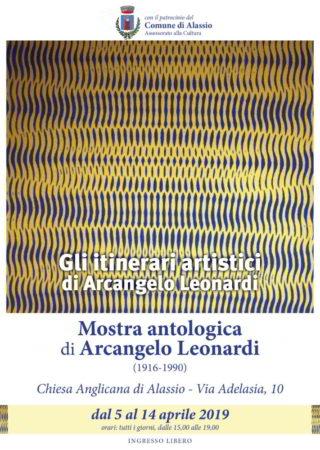 Antologica Leonardi