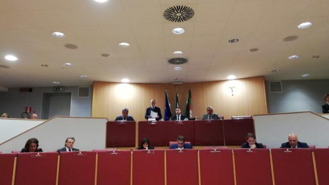 Consiglio Regione Liguria
