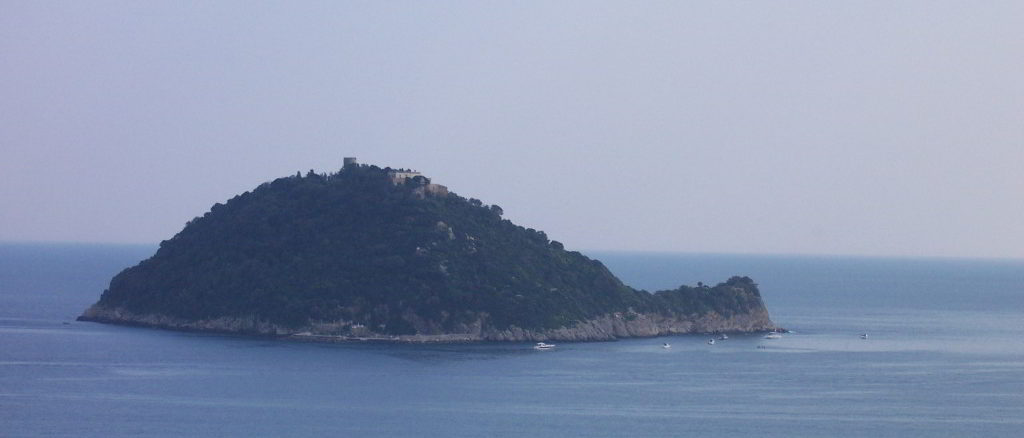 Isola Gallinara Albenga
