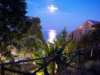 Panoramica da Villa Casa Jorn ad Albissola