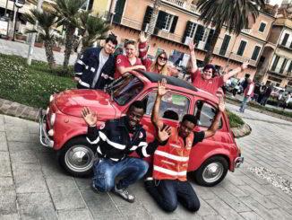 Raduno Fiat 500