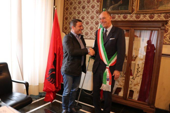 01 Delegazione Albania Lezhe Alassio