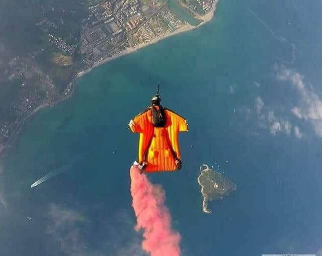 01 Lanci paracadute Albenga