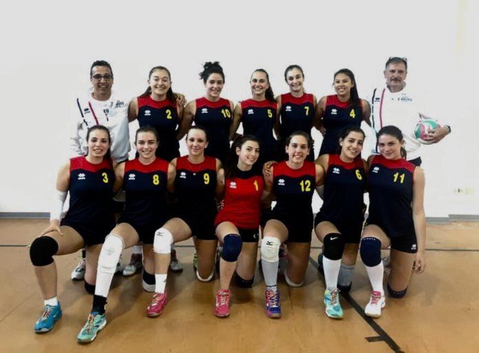 01 Liceo Giordano Bruno di Albenga Campione dItalia Femminile 1
