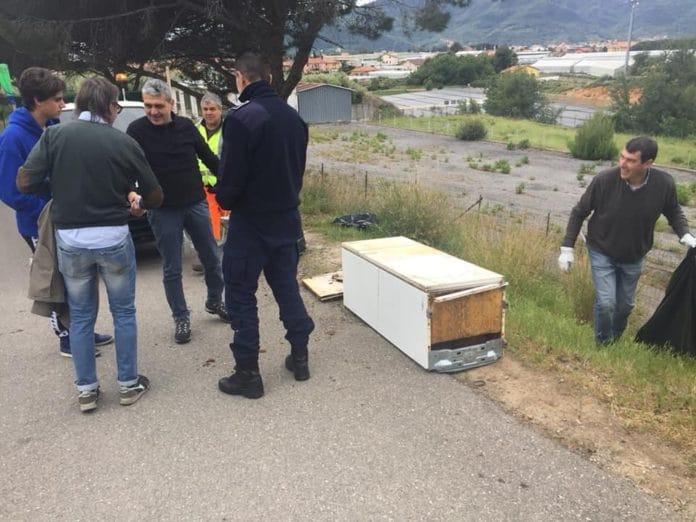 01 Trash Challenge a Campochiesa