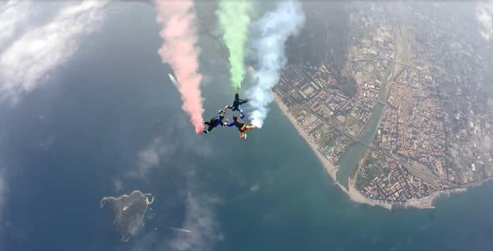 02 Lanci paracadute Albenga