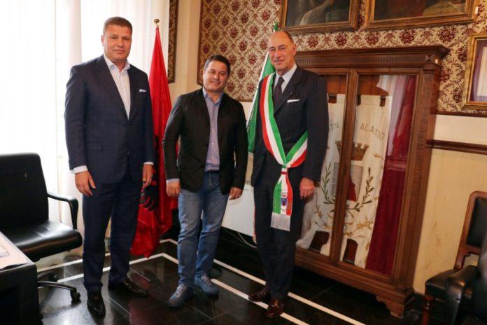 03 Delegazione Albania Lezhe Alassio