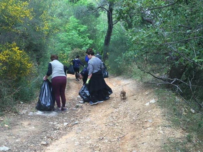 07 Trash Challenge a Campochiesa
