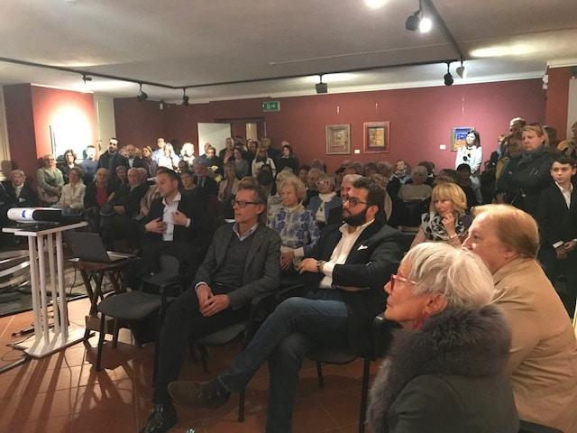 09 Intitolazione Corte di Palazzo Oddo a Vittorio Fiori Albenga 2019