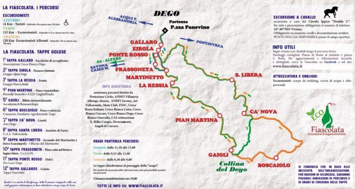 AISLA Fiascolata Dego Mappa